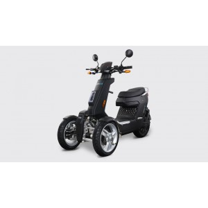 SCOOTER 3 ROUES V28 ELECTRIQUE ORCAL