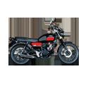Logo Pièces détachées - Moto - Masai - BLACK ROD 50