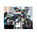 Logo Pièces détachées - Moto - Masai - SUPERMOTARD 50