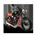 Logo Pièces détachées - Moto - Masai - BLACKCAFE 125