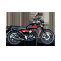 Logo Pièces détachées - Moto - Masai - BLACK ROD 125 II